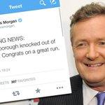 #Boro fans cut @piersmorgan down to size after he misspells Middlesbrough on Twitter - http://t.co/kvUWXetRde #AFC http://t.co/sSm0k7mBrg