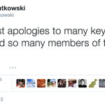 US weather service meteorologist apologies for forecast of #blizzardof2015. https://t.co/AO6VOiKKCt http://t.co/3GWrd7AqIY