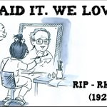 Nice. RT @Amul_Coop: Amul Topical : Tribute to an uncommon man. http://t.co/2nwwYp8cbq
