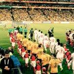 Lets do this! #AUSvUAE #SocceroosDay #GoSocceroos http://t.co/wWv2Mmkfyv