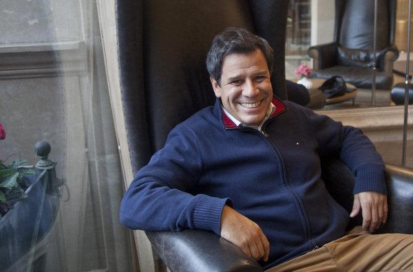 """.@ManesF, neurocientífico: """"El optimismo es un factor de protección cerebral"""" http://t.co/qtbnS5D8sU por Ima Sanchís http://t.co/DR1Y7NOVTb"""