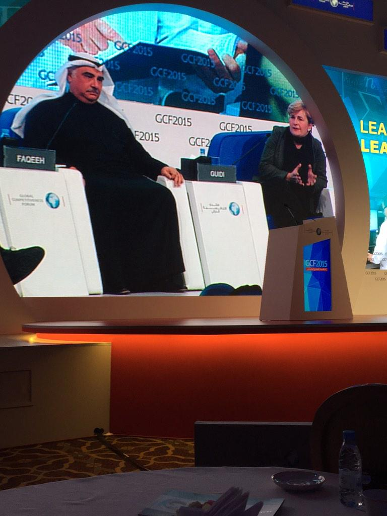 We have to promote innovation even in the most traditional sectors @MinSviluppo #GCF2015 http://t.co/0Gr0m1LePh