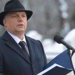 Ungarns Regierungschef #Orban hat die Komplizenschaft Ungarns am #Holocaust anerkannt. http://t.co/IhqYs0Kn80 http://t.co/MIjexGhAgI