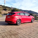 Nuevo Ford Focus ST #2015 #Motorsport #Automovilismo #Barcelona reportaje #motor diesel @FordRacing @FordSpain http://t.co/x52q1h6Z3Y
