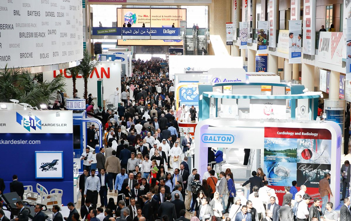 Thank you everyone for a spectacular 40th edition of Arab Health! See you next year 25-28 Jan 2016 http://t.co/MRTEgvU7BL