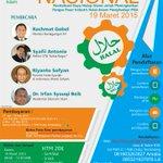SEMINAR NASIONAL | 19 Maret 2015 | Gd Prof. Soedarto Undip, Tembalang. http://t.co/WvtMPKEtwr