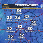 Its a colder morning...bundle up! Only 32 right now in #ATL Patchy black ice possible in the Mtns. @CBS46 #WinterWX http://t.co/J1mZG5Dg3d
