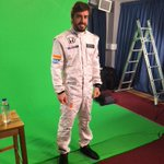 Fernando Alonso: suited and booted. #MakeHistory #McLarenHonda http://t.co/BfdS5Mq0q7