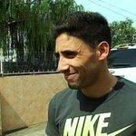 Urretaviscaya llegó a Uruguay y visitó a sus compañeros en Los Aromos VIDEO: http://t.co/Wn3ztB133m http://t.co/qDF5Z3f551