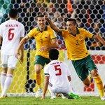 Congratulations @jasondavidson29 on your first goal for the @Socceroos #GoSocceroos #AUSvUAE #AussiePride http://t.co/LT2EvIgzxI