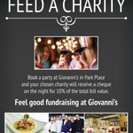 Feed your #Charity this week @Giovannisinpp - #CharityFundraising #Italian #Restaurant #Wales http://t.co/A8Nn3nWyvN http://t.co/ZNWpBIjuu3