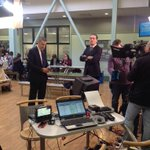 Mayoral candidate Andy Preston set to talk to @SkyNews #GE2015 @VoteForBoro http://t.co/P2sns8Ggqe