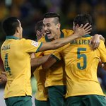 FULL TIME! The #socceroos are through to the #AsianCup final, beating the UAE 2-0! #AUSvUAE http://t.co/NV9PUO6CGG