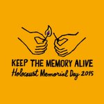 Today NUS is keeping the memory alive. How are you remembering #HolocaustMemorialDay in your college or university? http://t.co/ukQzLCqmXx