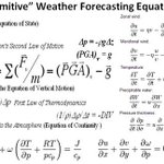 """For the next time someone says """"meteorologists have the easiest job."""" ☕️???? http://t.co/kjM9DfY3uU"""