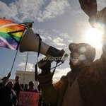 Nigeria's Sharia police arrest 12 over 'gay wedding' (http://t.co/vCrXMqirH1) http://t.co/8fdupS6R1l