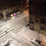 #BillDiBlasio does not have future a meteorologist. #blizzardof2015 delivers only six inches. http://t.co/Yb3KesrtSo