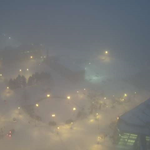 Webcam image of Loyalist Plaza and Harbour at 7:49 AM / Vue de la plaza des Loyalistes. http://t.co/05SNbpG5em http://t.co/lVDqvJEXfx