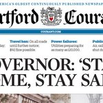 Because of the storm, the digital replica edition of the Courant is free Tuesday http://t.co/3nCL5qTwD8 http://t.co/XmeHjPzDLI