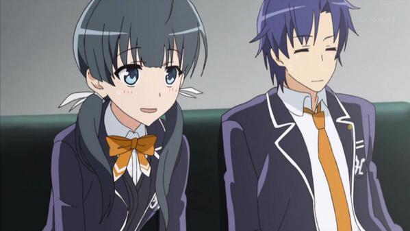 失われた未来をもとめて第二話 彼女と霊の存在証明#waremete_anime