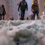 【画像】大吹雪のニューヨークは寒い。とっても、寒い http://t.co/JXO2MK4hO6 http://t.co/hJ34QRTRot
