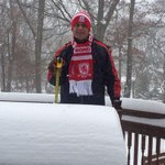 Snowstorm #Juno wont stop one #Boro fan getting back for the #LUFC game! http://t.co/CTEtUMI7up http://t.co/u13lx9CL72