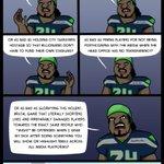 Marshawn Lynch vs the NFL http://t.co/2R2IhKH0ID http://t.co/UM1YxWzpGW