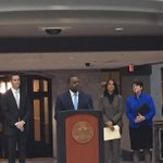 #Atlanta Mayor @KasimReed​ & @ACEloans CEO Grace Fricks announcing the Womens #Entrepreneur Initiative in #ATL http://t.co/JbTMiDVoH6