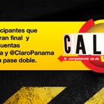¿Quieres ir a la gran final de @Calle7Panama? Responde y gana entradas dobles para este viernes 30. Son 20 Ganadores http://t.co/sZ8HY9OD5s