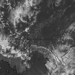 Imagen Satelital visible #Panamá #Hidromet fuente: @Etesatransmite http://t.co/buNbjWron1