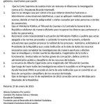 A marchar para pedir Justicia y que se recuperen los dineros del pueblo panameño que fueron saqueados. Jueves 4:00pm http://t.co/tYekMNgWGT