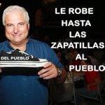 Descarado Ladrón y sus 99 complices, @DebateAbiertoTV @AlvaroAlvaradoC @Justice4AllPty @Politica_507 @PabloPueblo21 http://t.co/yOmUO4UPUb