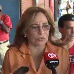 """Balbina Herrera interpone querella contra Martinelli, Garuz y Pérez; indicó que fue """"objeto de pinchazos"""". http://t.co/EdoELtfKDH"""