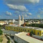 """@ferortegab: """"@Realde14R:La recién remozada Catedral de Campeche luce majestuosa en el C. Histórico. http://t.co/Rta7O9p4P2"""""""