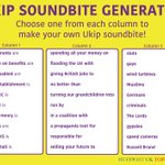 Heres a handy UKIP Soundbite Generator. (done for @huffpostukcom by @Jason_Spacey and me) http://t.co/UTB4XfuWGU http://t.co/h1JWCM0O2C