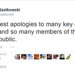 From alerts to apologies: tracking a meteorologists tough night on Twitter- http://t.co/kfYkZdFbGj http://t.co/Kd9FCN5uUl