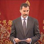 Condolencias del Rey por las víctimas del accidente aéreo en Albacete y deseos de pronta recuperación a los heridos http://t.co/KS3JSjEuY4