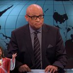 """Watch Larry Wilmore ask whether """"American Sniper"""" depicts an """"asshole or hero"""" http://t.co/pVig1sqmW5 http://t.co/ewJ92VAeQx"""