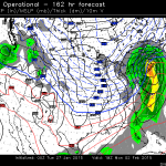 Dont look now, but more snow on Friday and potential for another large snowstorm on Monday. http://t.co/uUruS8sJiE