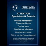 Great sign to have in and around the grounds of Youth football pitches! #letthemplay @ScottishFA_PCS http://t.co/NVus6wt68K