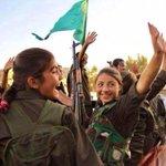 #كوباني_تنتصر تحية لشعب كوباني وأحرار كوباني على هذا النصر وأخيرا تحررت من سيطرة التنظيم البائد #Kobane http://t.co/dkfqAN9F6l