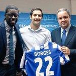 Terminó el culebrón de @CelsoBorgesCR el futbolista ya tiene el transfer y puede estar listo para jugar el Viernes. http://t.co/t814ngM9pV