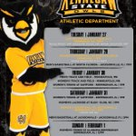 Busy, busy week for the Owls! Starting tonight with the @KSUCoachL Coaches Show at OCharleys! http://t.co/iuXLJ3gm6t