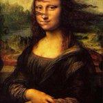 Así hubiese quedado La Gioconda si se hubiese pintado en Zaragoza http://t.co/ju4Dj7d9pu
