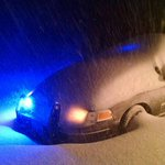 #BeSafe, stay home. Shovel it out when the #MAsnow stops. Friend found his cruiser a little covered. http://t.co/pVqfcpWOl7