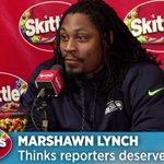 Marshawn Lynch Finally Talks to the Media (Video) http://t.co/dCG84jm1bp http://t.co/TJII7cCwOd