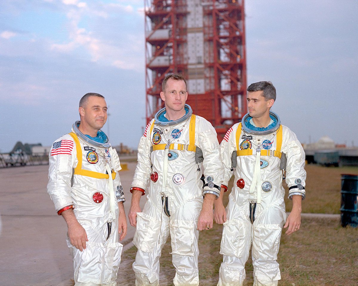 Please take a moment out of your day today to member these brave gentleman... http://t.co/LPv8utwcFR #Apollo1 http://t.co/DFTZhyLYzC