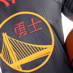 """ICYMI: @Warriors unveiled new """"Chinese New Year"""" Uniforms yesterday. See detailed photos: http://t.co/8w08b2PusU http://t.co/i8GD1nf4Vn"""