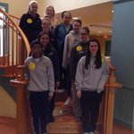 WSO volunteering at Ronald McDonald House of Wilmington! Great job girls! http://t.co/bF4ftJAO9s