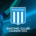 ¡Inflá el pecho, campeón! #RacingCampeón http://t.co/17RQa47VBw